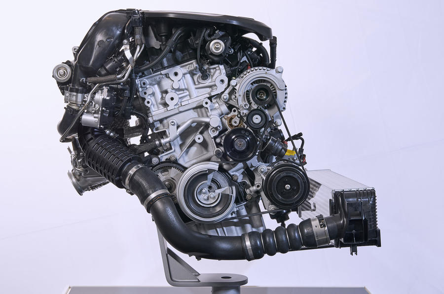 BMW unveils new-generation engine line-up