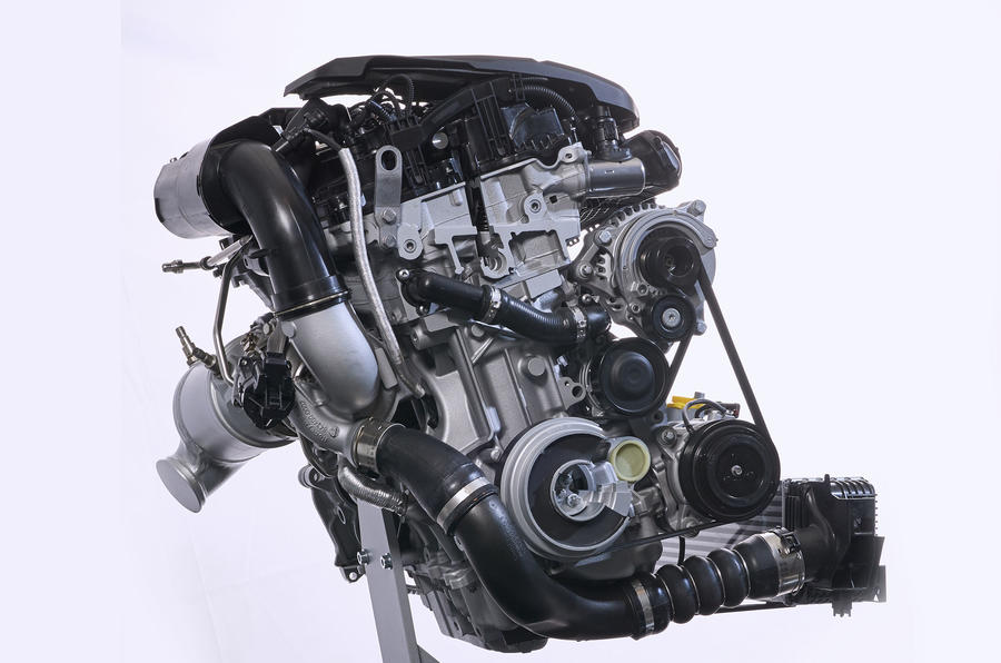 bmw unveils  generation engine   autocar