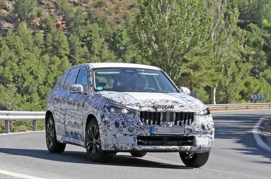 2021 - [BMW] X1 III - Page 2 Bmw_x1_spyshots2
