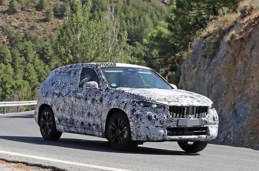 2021 - [BMW] X1 III - Page 2 Bmw_x1_spyshots3