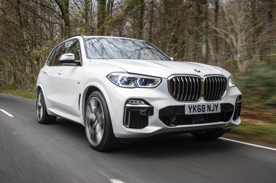 Bmw X5 M50d 2019 Uk Review Autocar