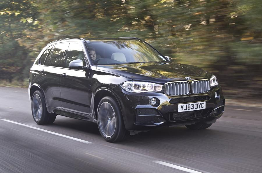 2017 bmw x5 to share 7 series underpinnings autocar. Black Bedroom Furniture Sets. Home Design Ideas
