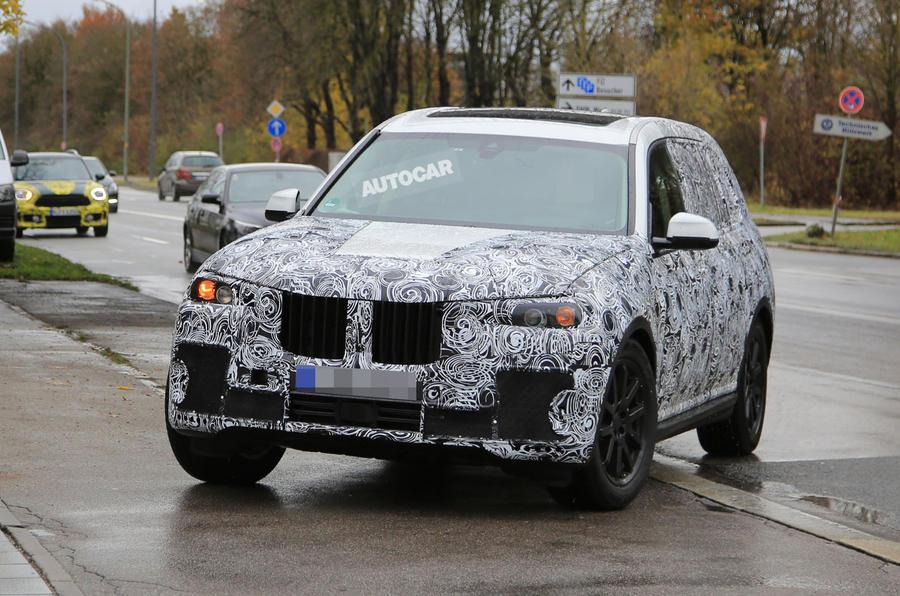 Latest BMW X7 Spotted!