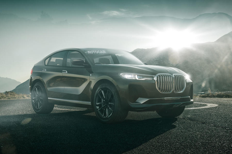 2020 Bmw X8 Range Rover Rival Edges Closer To Production