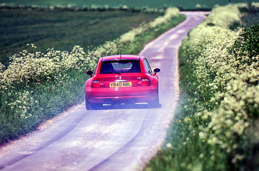 Used Buying Guide: BMW Z3M Coupe - burnout