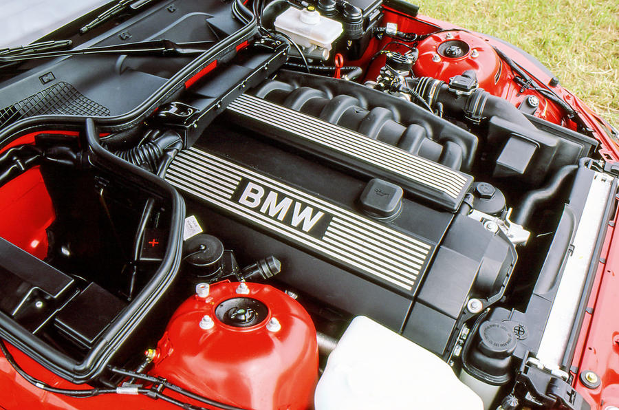 Used Buying Guide: BMW Z3M Coupe - engine
