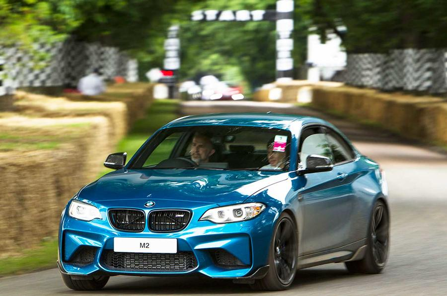 BMW M2 2016 Goodwood Festival of Speed