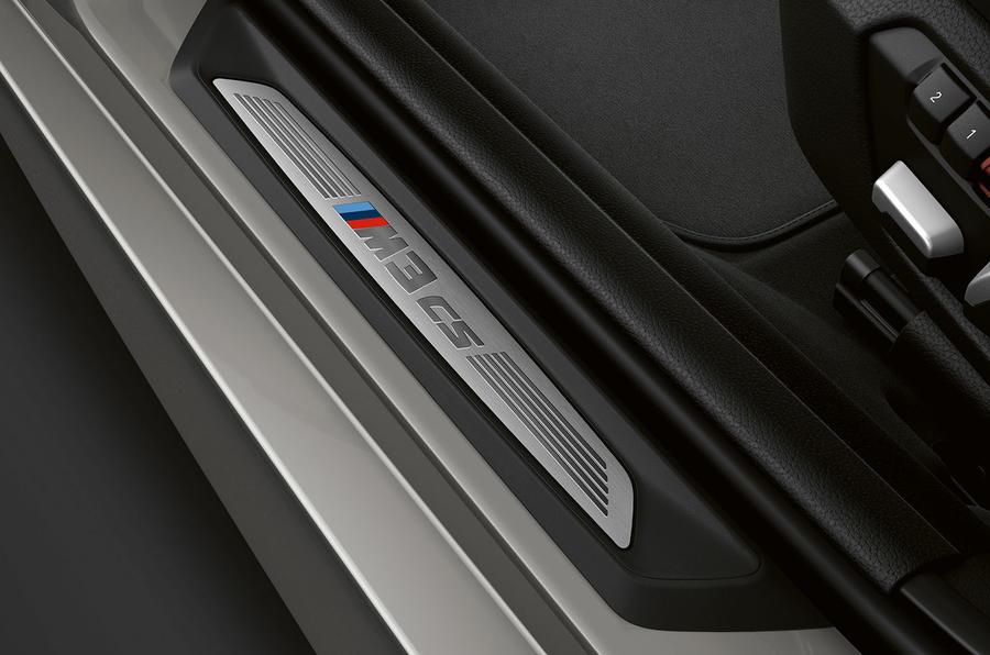 Hardcore BMW M3 CS revealed | Autocar
