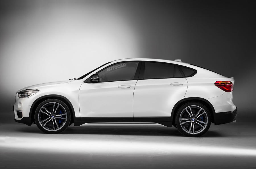 2017 bmw x2 teased ahead of paris motor show debut autocar. Black Bedroom Furniture Sets. Home Design Ideas
