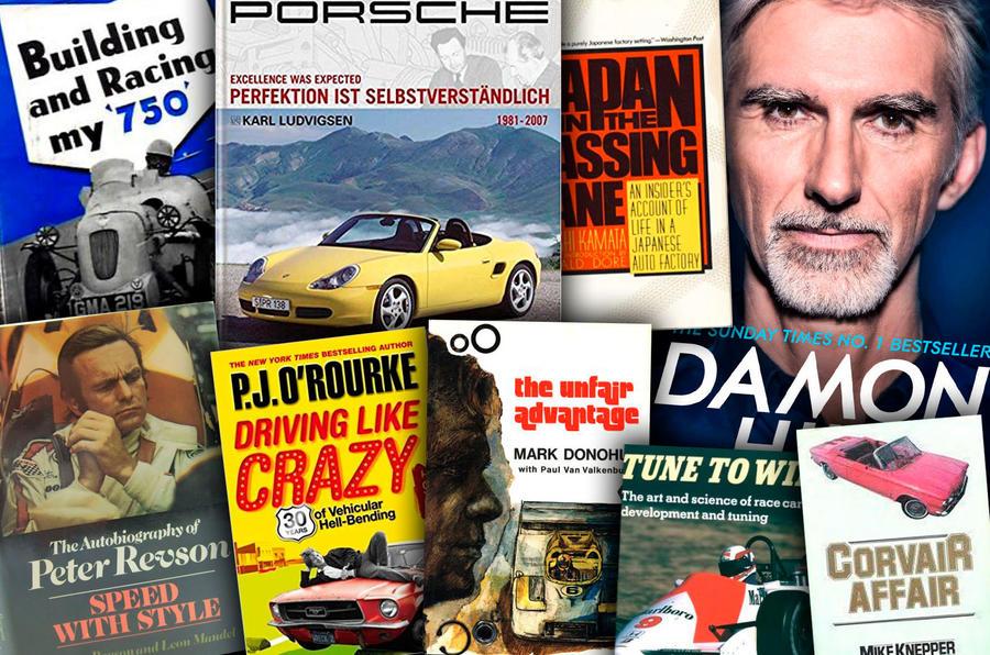 Autocar best books