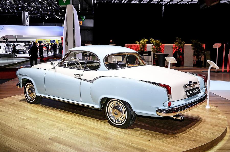 Legacy Auto Sales >> Borgward returns to the automotive fray | Autocar
