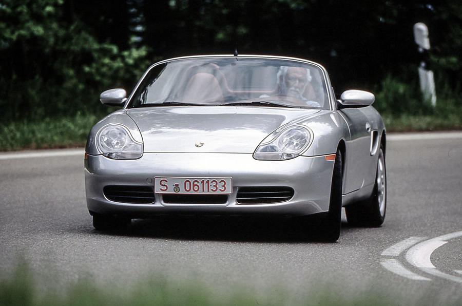 Original Porsche Boxster