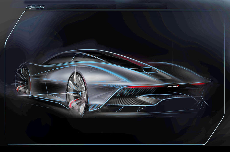 McLaren BP23 hyper-GT will have 243mph-plus top speed