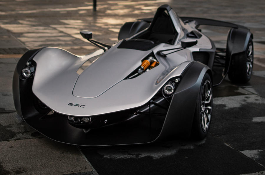 2020 BAC Mono S - static front