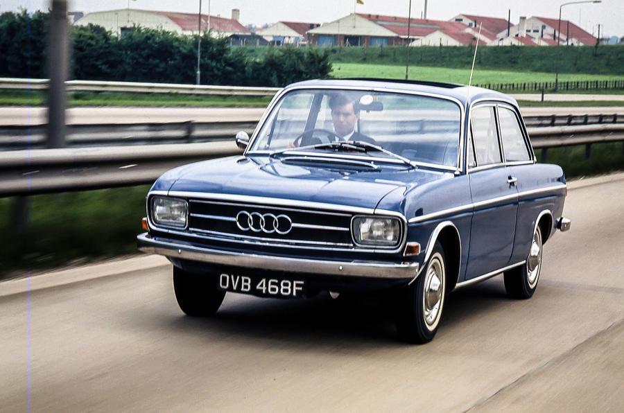 Throwback Thursday The Birth Of Modern Audi 10