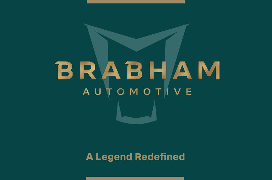Brabham reveals name and exhaust note of new sports auto