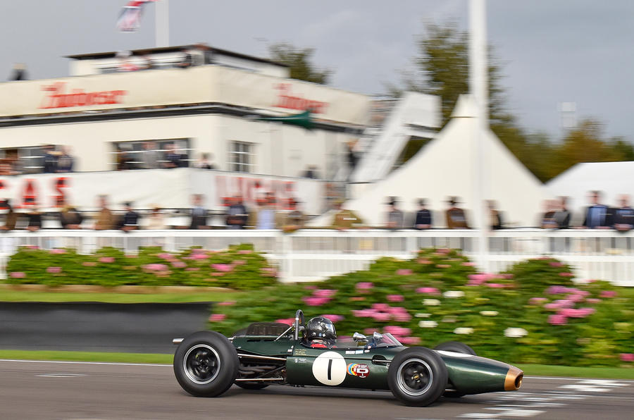 Goodwood Festival of Speed and Revival