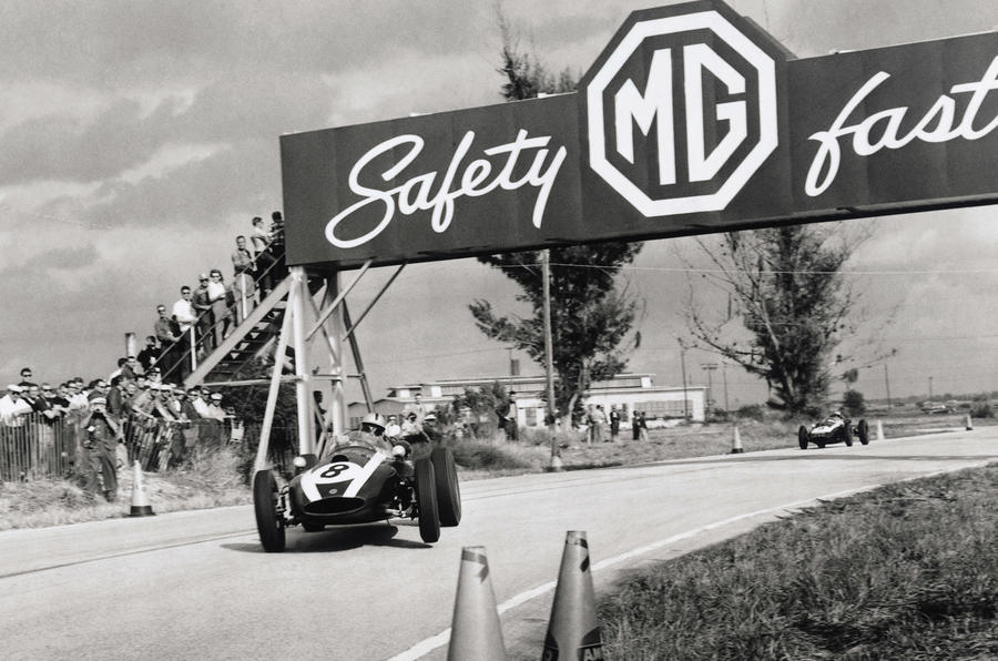 The Brabham BT62