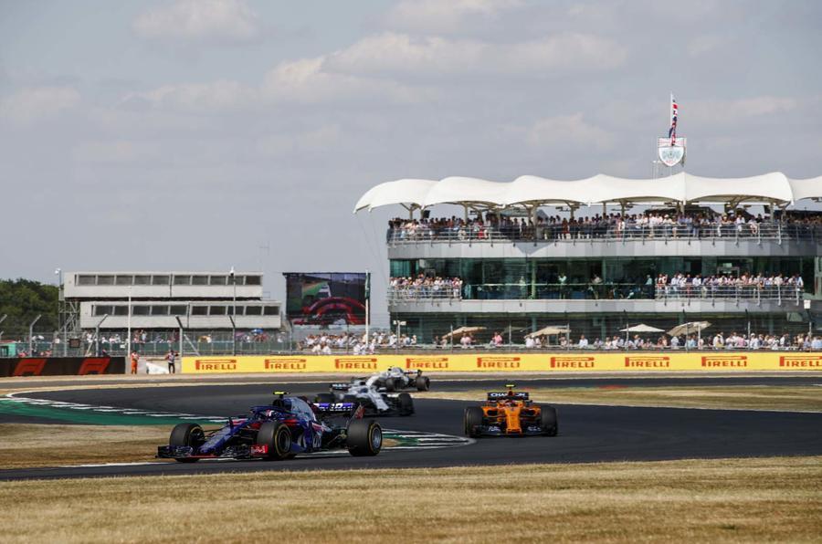 2018 Silverstone Grand Prix - Lewis Hamilton