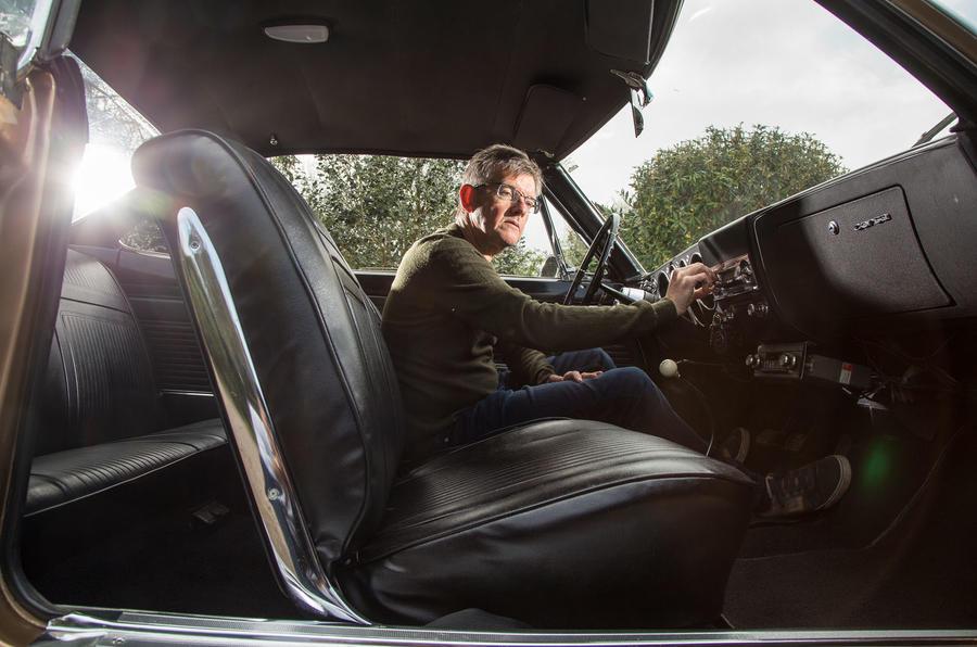 1965 Chevrolet Corvair Monza Corsa 140 Coupé