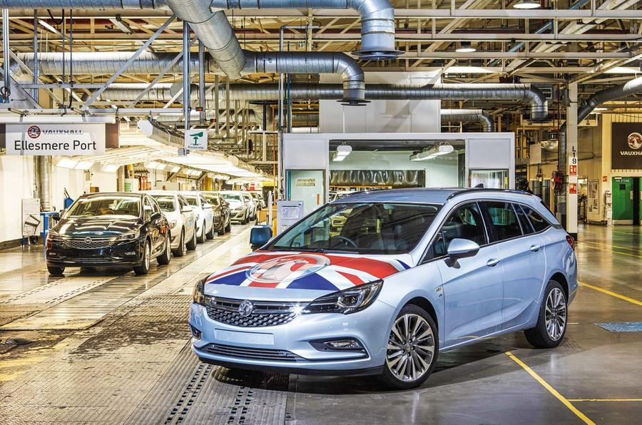 Vauxhall Insignia Touring