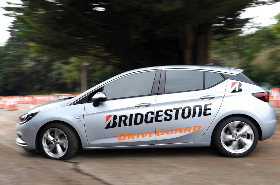 How Bridgestone's run-flat tyres aim to change the game