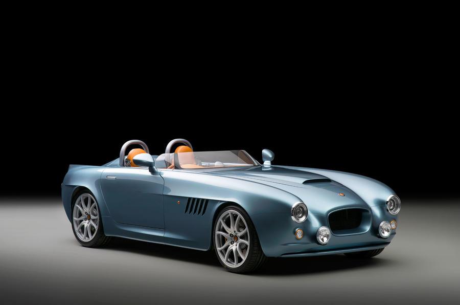 Old Classic Cars >> Bristol Bullet - riding shotgun in the new £250k speedster | Autocar