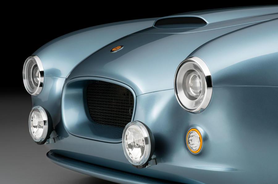 bristol bullet to be precursor of electrified models autocar. Black Bedroom Furniture Sets. Home Design Ideas