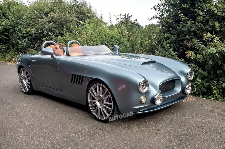 Bristol Bullet First Pictures Ahead Of Official Unveiling