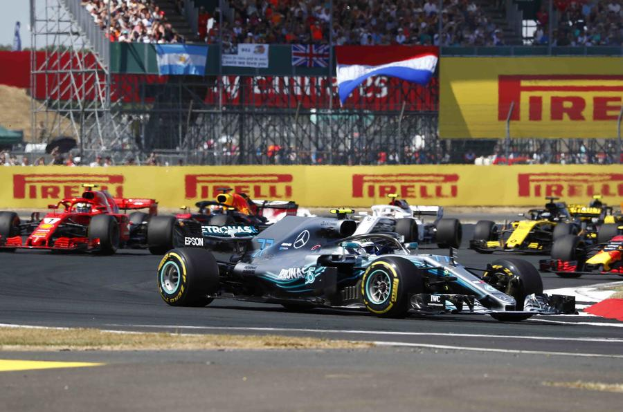 British Grand Prix 2018 at Silverstone