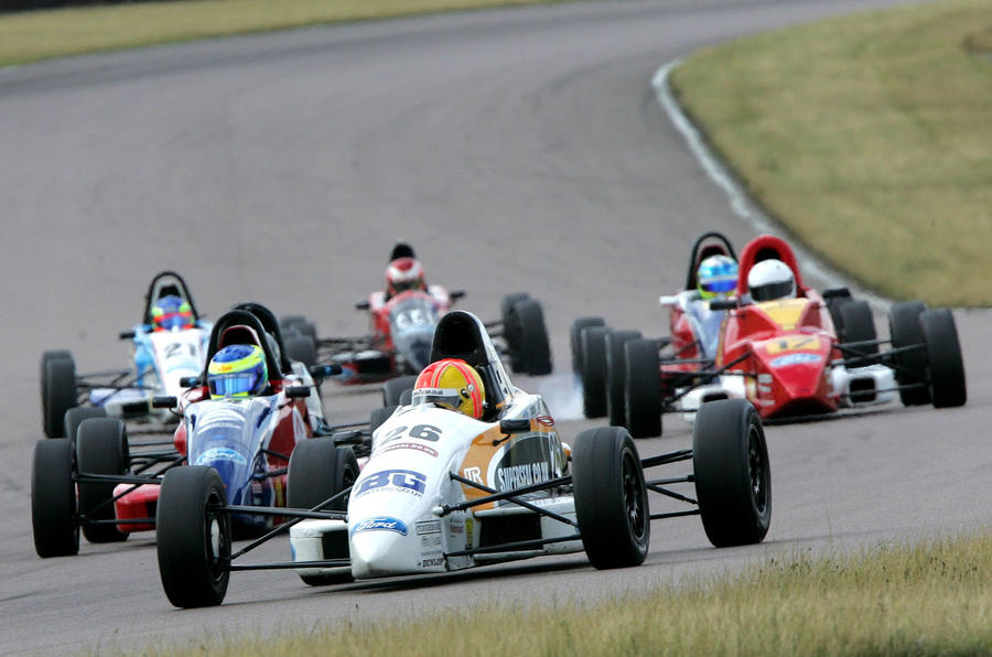 British Formula Ford Rockingham