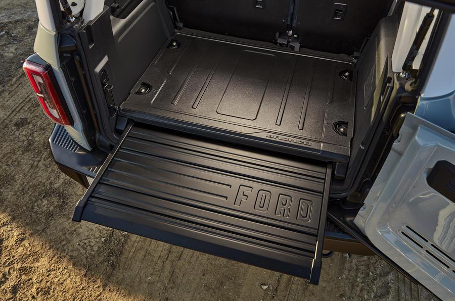 Ford Bronco four-door
