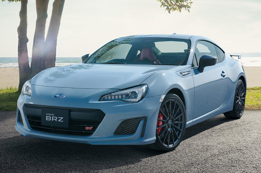 Subaru BRZ STI Sport Launched For Japan As Most Driver Focused Variant