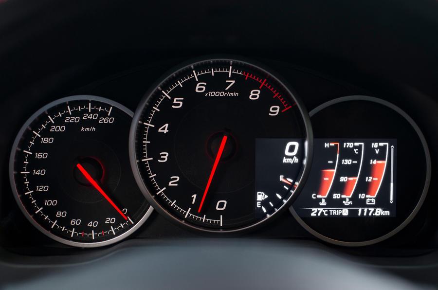 Updated Subaru BRZ revealed