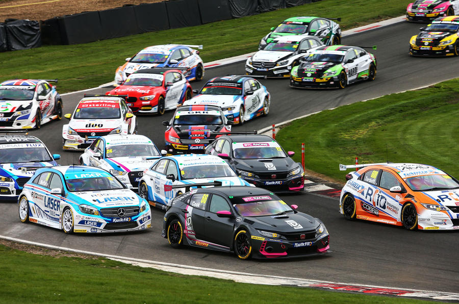 British Touring Car Championship 2019