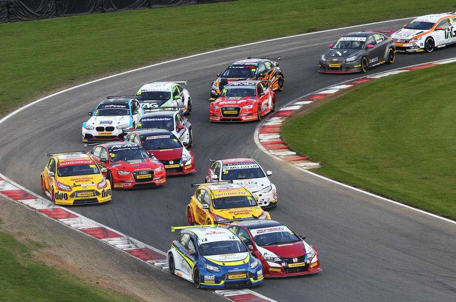 BTCC 2017: Brands Hatch