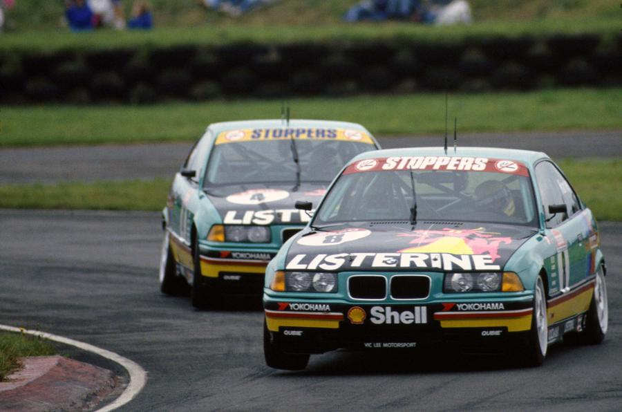 BMW scored six wins in 1992, with Tim Harvey claiming the title after a contentious final round