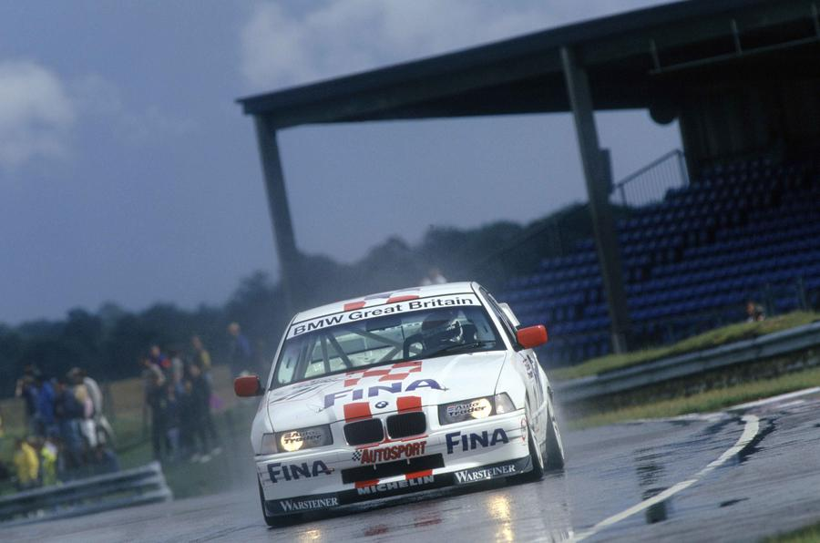 BMW claimed five wins in 1996 with the 320i, before switching from touring cars to Le Mans