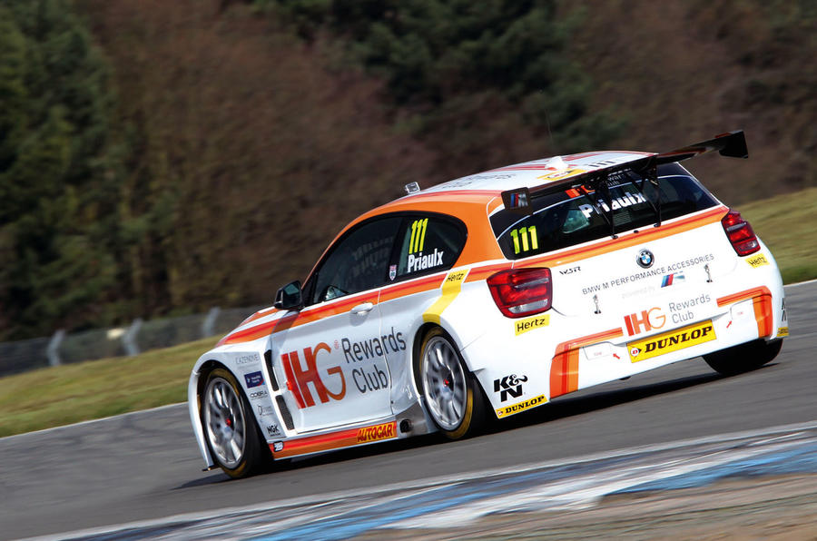Andy Priaulx S Guide To Racing Like A Touring Car Champion Autocar