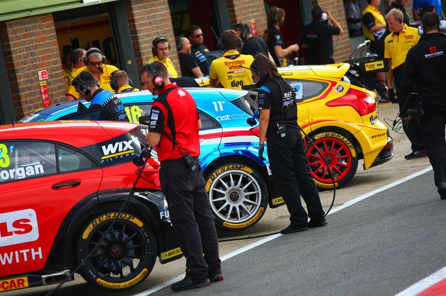 BTCC Snetterton 2017