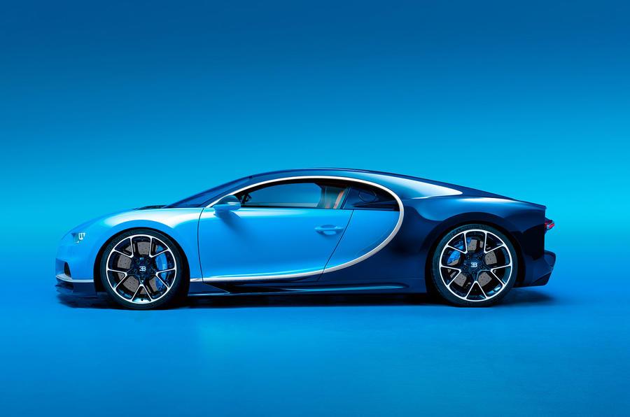 ... 2016 Bugatti Chiron ... Nice Look