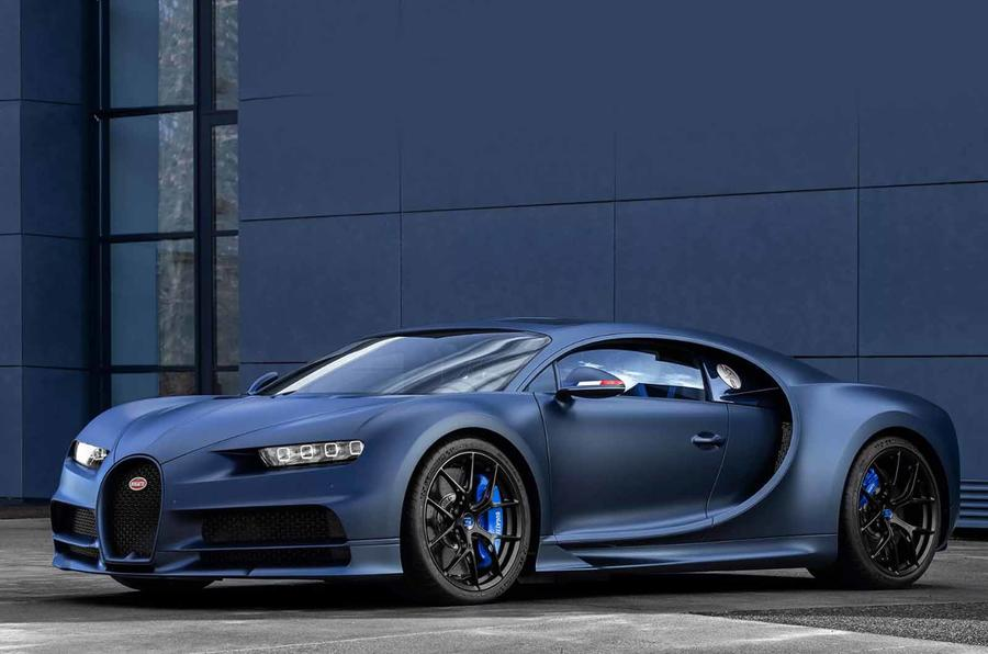 Limited Edition Bugatti Chiron Sport Marks 110 Years