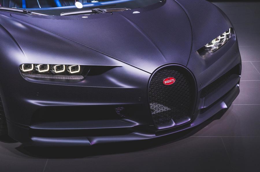 Bugatti Celebrates 110th Anniversary With Chiron Sport 110