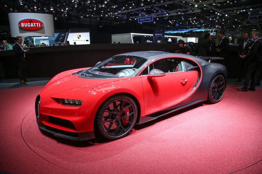 hardcore bugatti chiron sport launched autocar. Black Bedroom Furniture Sets. Home Design Ideas