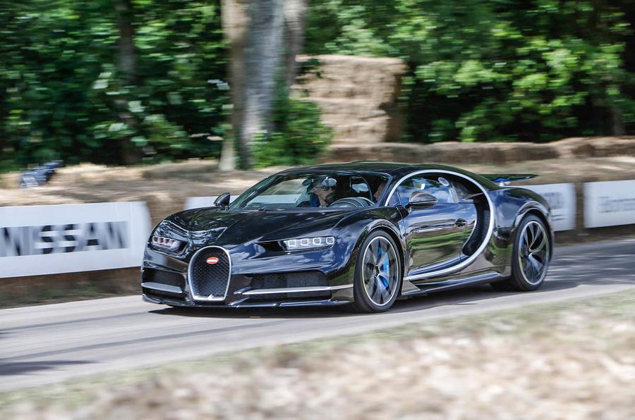 bugatti chiron targets new speed record autocar