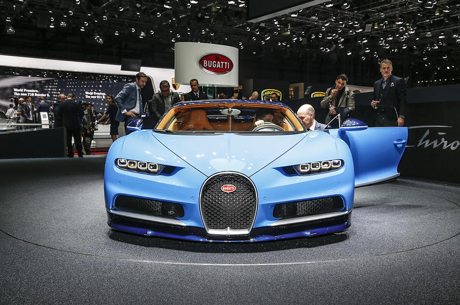 2016 Bugatti Chiron Every Detail On The Veyron S 260mph
