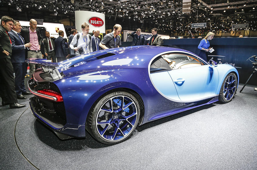 2016 Bugatti Chiron Every Detail On The Veyron S 260mph Successor Autocar