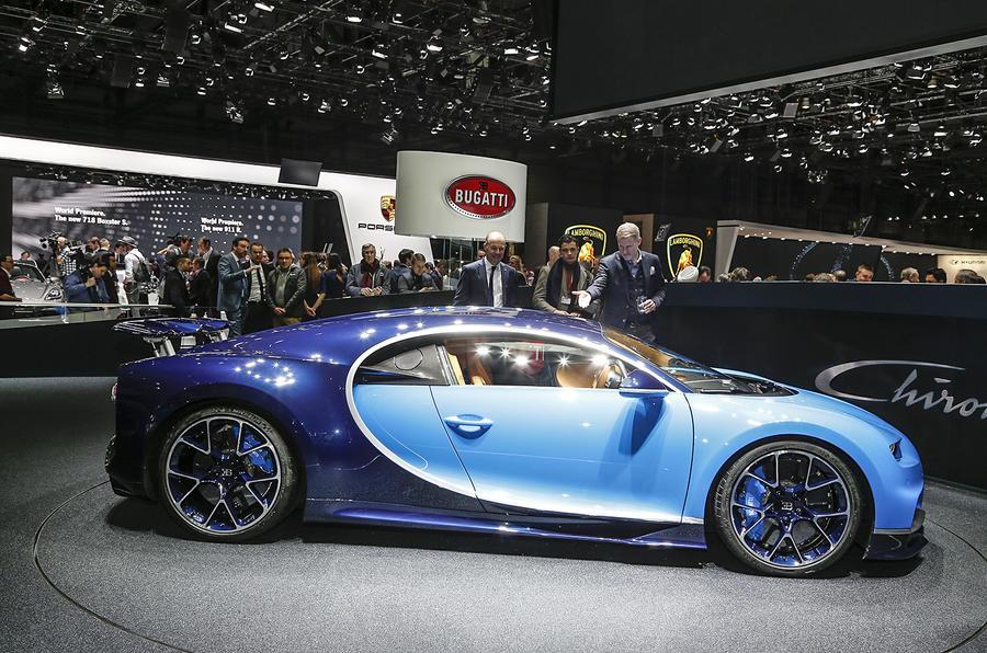 2016 Bugatti Chiron; 2016 Bugatti Chiron ...