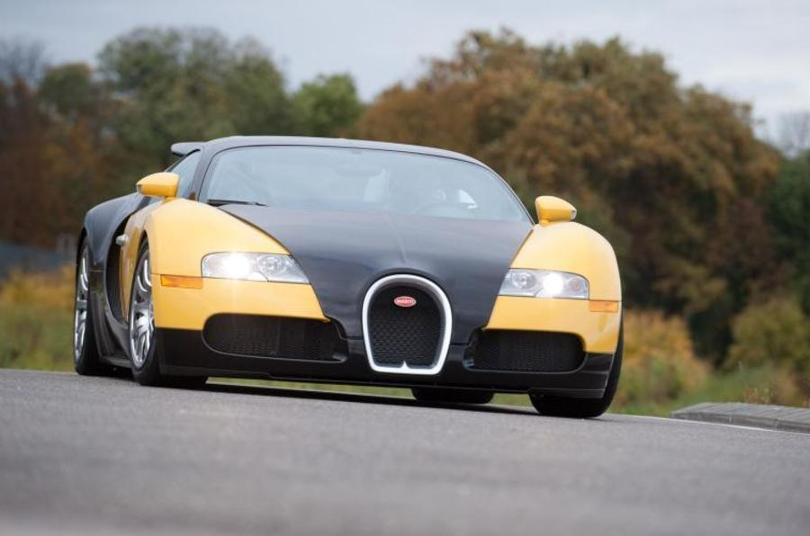 bugatti veyron used car buying guide autocar. Black Bedroom Furniture Sets. Home Design Ideas