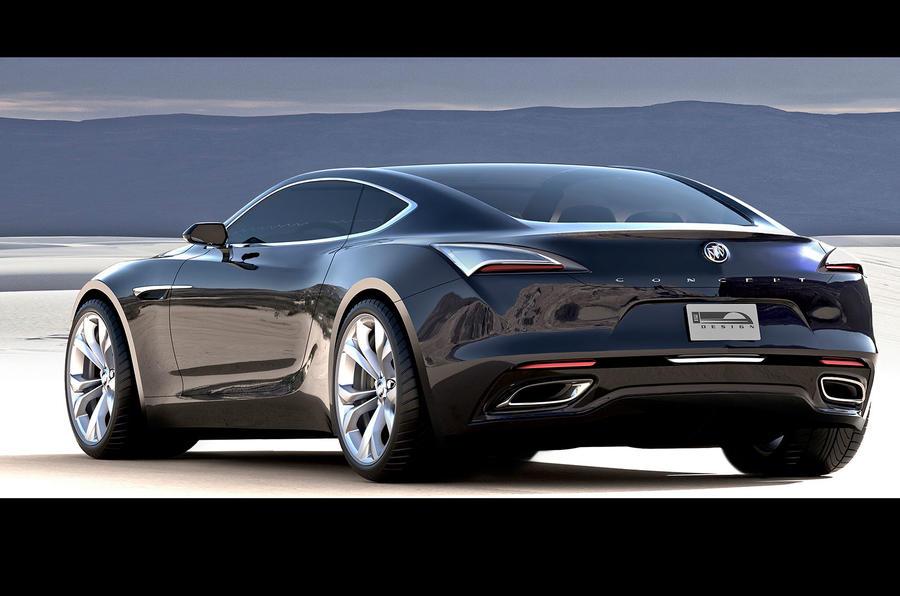 Buick Avista concept Detroit